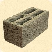 Керамзитовый блок
